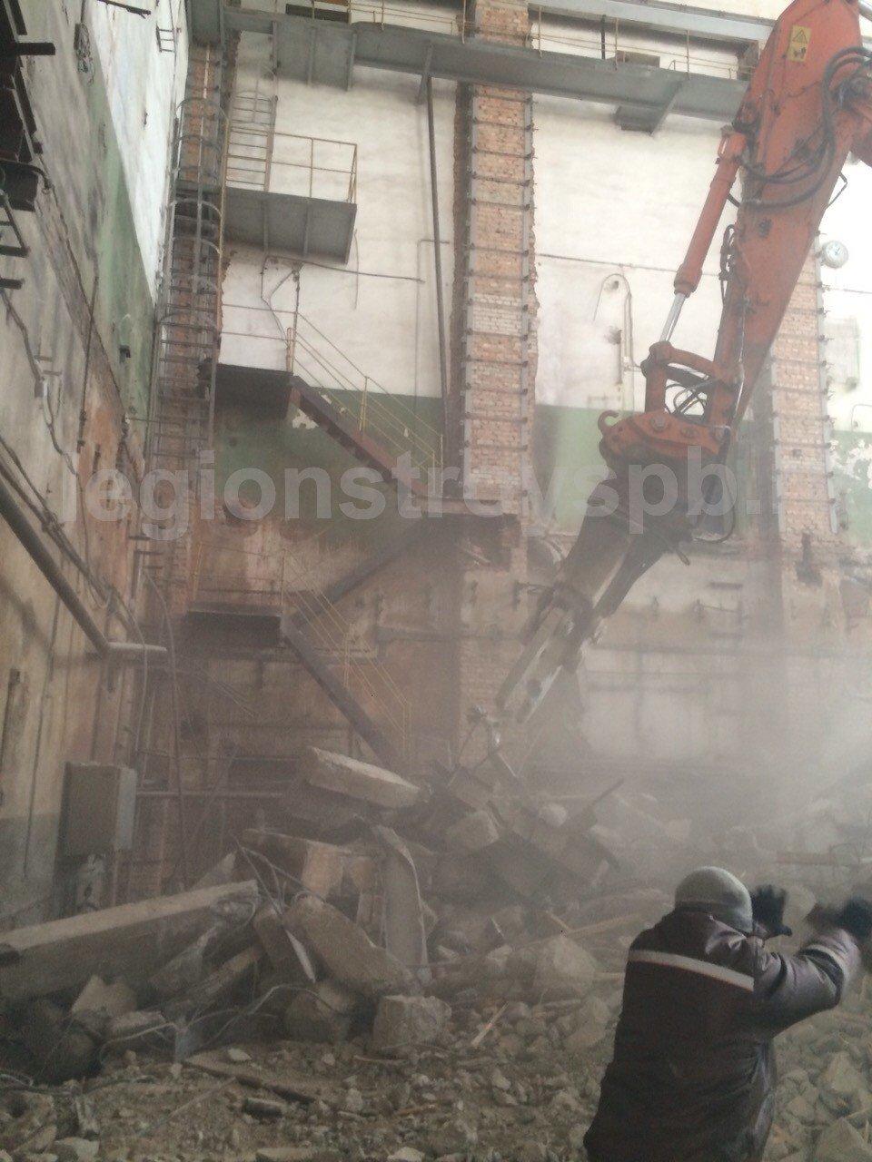 цены на демонтаж железобетонных конструкций в волгограде